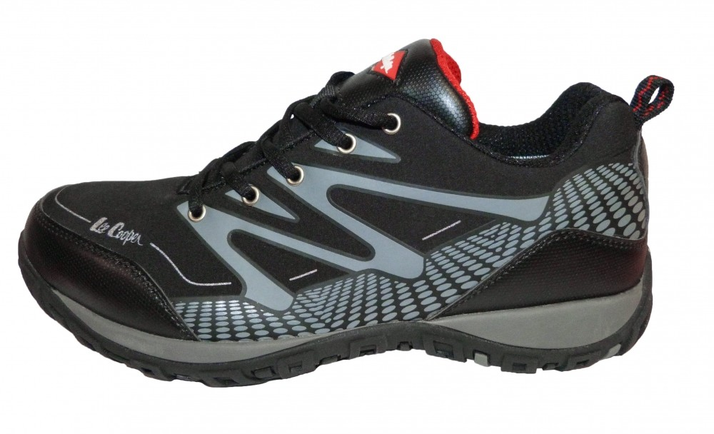 LEE COOPER TRAINER WITH FULL WATERPROOF MEMBRANE SIDE VIEW