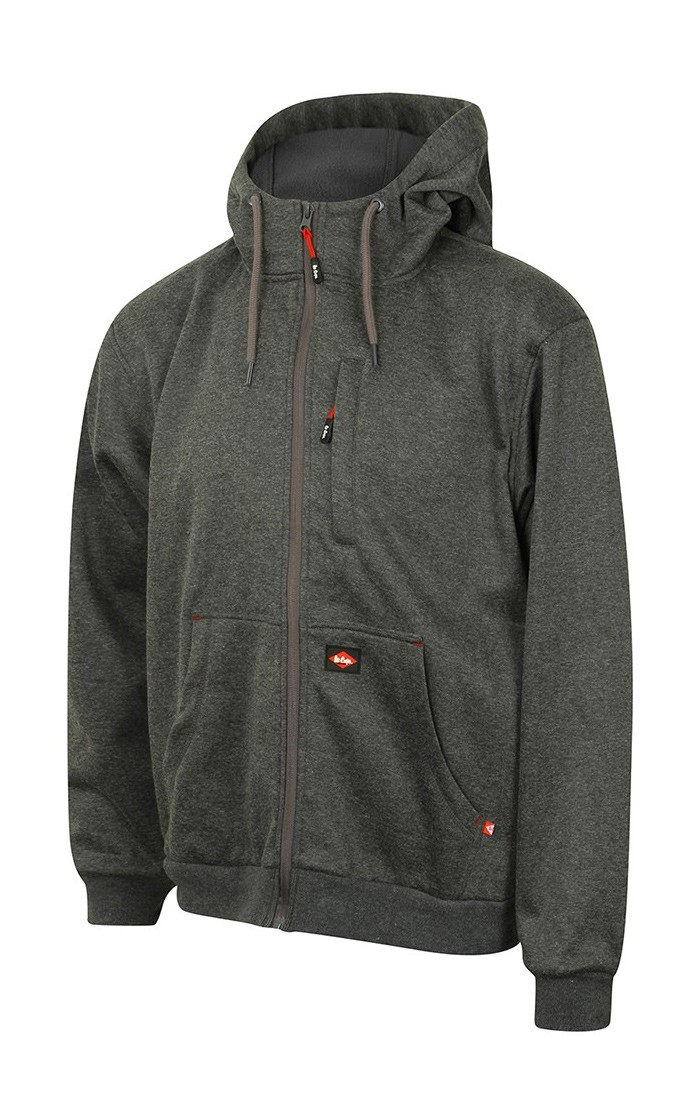 LCSWT123 BONDED HOODIE