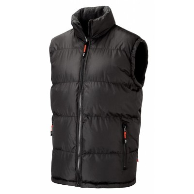 LCVST702 REVERSIBLE PADDED VEST OUTSIDE